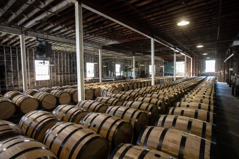 Photo: Buffalo Trace Distillery
