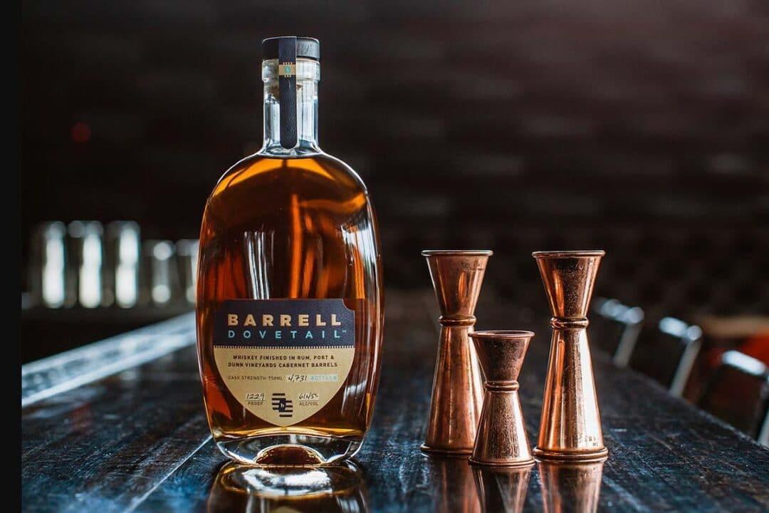 Barrell Dovetail (photo: Barrell Craft Spirits)