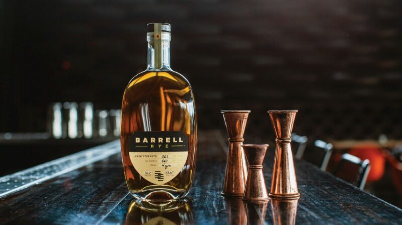 Barrell Rye Batch 003 (photo: Barrell Craft Spirits)