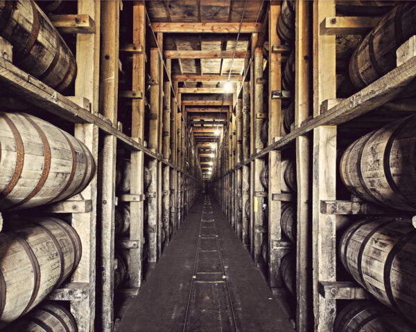 Four Roses Warehouse