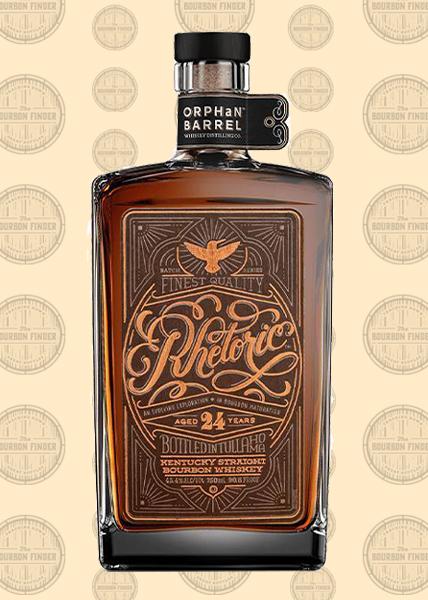 Orphan Barrel Rhetoric 24 Year Bourbon