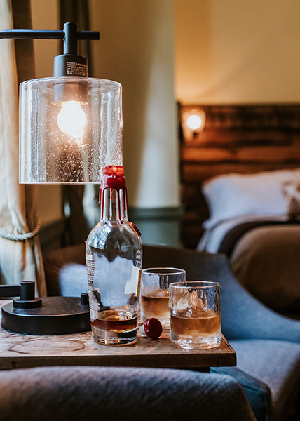 Need a Vacation?  Book The Samuels House via Maker's Mark