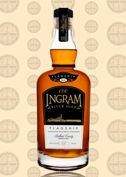 O.H. Ingram Flagship Bourbon